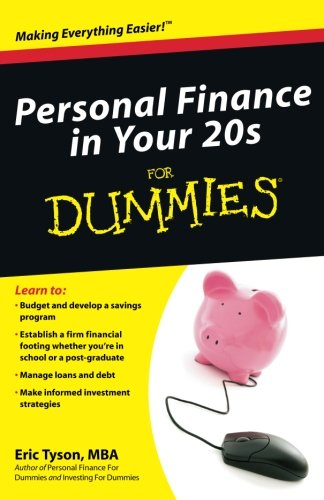 Personal Finance in Your 20s For Dummies