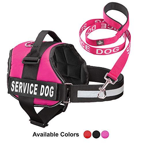 service animal vest xs - 1
