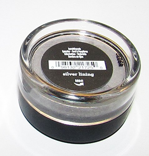 - bareMinerals New Silver Lining Eyecolor an Icy Granite shade