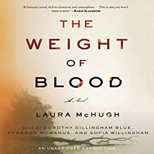The Weight of Blood Hörbuch
