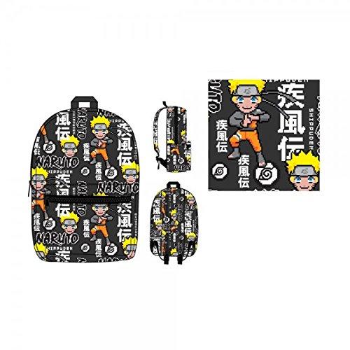 Naruto Shippuden Sublimated Backpack Anime