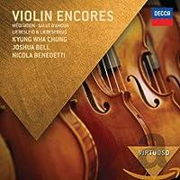 Virtuoso: Violin Encores / Various