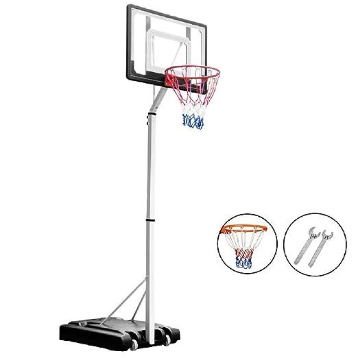 Canasta de baloncesto YXX Sistema de aro de Baloncesto de Altura ...