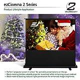 Elite Screens ezCinema 2, 110-inch 16:10 Portable