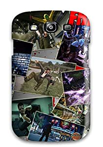 Flexible Tpu Back Case Cover For Galaxy S3 - Frank West ~ History