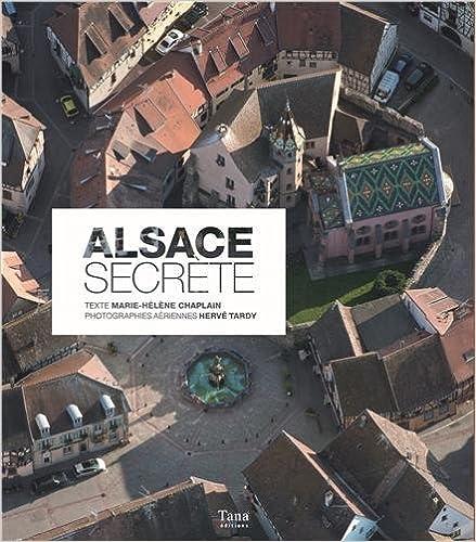 Lire Alsace secrète epub pdf