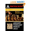 Best Combinations - January, February, March 2015 (Quarterly Chess Tactics)