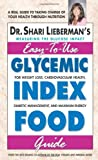 Transitions Lifestyle System Easy-to-Use Glycemic Index Food Guide, Shari Lieberman, 0757002455