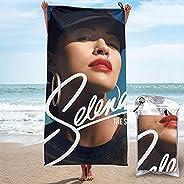 Microfiber Beach Towel Selena Quintanilla Compact Quick Dry Travel Towel & Outdoors Sport Towel Travel Poo