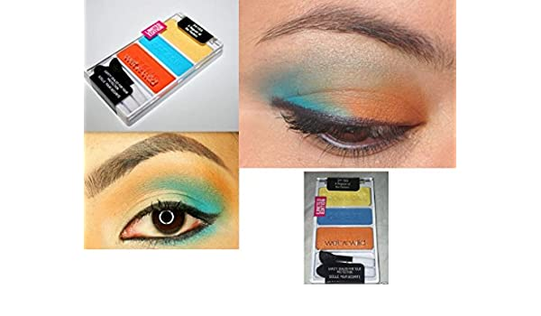 Amazon.com : Wet N Wild Coloricon Eye Shadow Trio, 34165 a Regular At the Factory 0.12 Oz (3.5 G) : Beauty