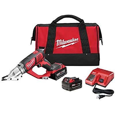 Milwaukee 2635-22 M18 Cordless 18 Gauge Double Cut Shear - Kit