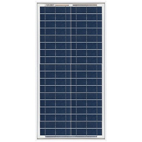 Pannello Solare Fotovoltaico 30 Watt EcoWorld-Shop.it