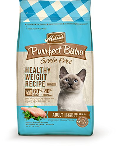 Merrick Purrfect Bistro Healthy Weight  - 4lb