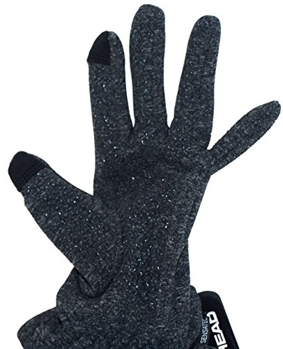 HEAD Sensatec Touchscreen Ladies Digital Running Gloves