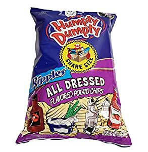 Humpty papas fritas de papa, 11 onzas, 4 unidades, bolsas de ...