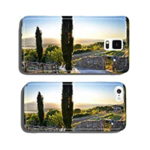 Tuscany landscape in the sunset cell phone cover case iPhone6 Plus