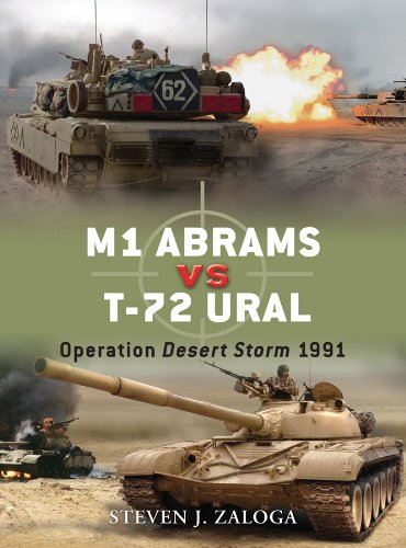 M1 Abrams vs T-72 Ural: Operation Desert Storm 1991 for sale  Delivered anywhere in USA