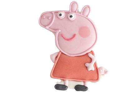 Peppa Pig Cake Decoration Amazon Co Uk Toys Games