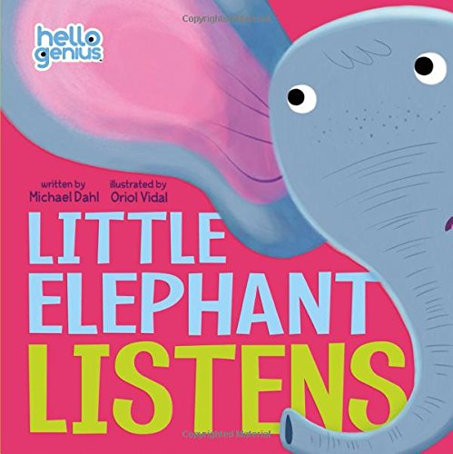 Little Elephant Listens (Hello Genius)]()
