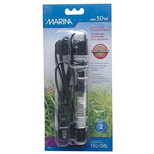 Fluval Marina Submersible Heater for Aquarium, Mini, ()