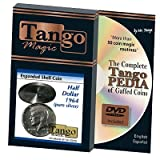 Tango Silver Line Expanded Shell Silver Half Dollar 1964 (pure silver) by Tango