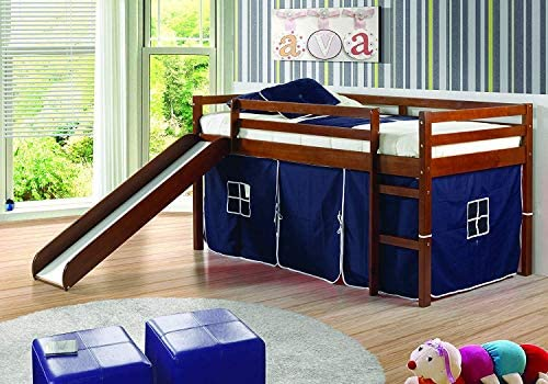 DONCO 780ATCP_750C-TP Circles Low Loft Bed