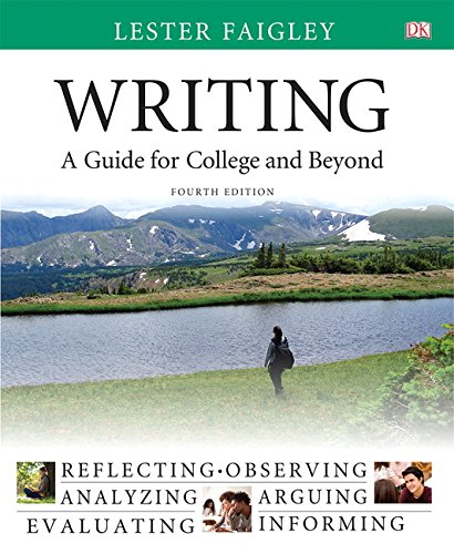 Writing: A Guide for College and Beyond (4th Edition)