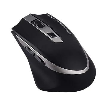 Amazon.com: Inphic - Ratón inalámbrico para ordenador ...