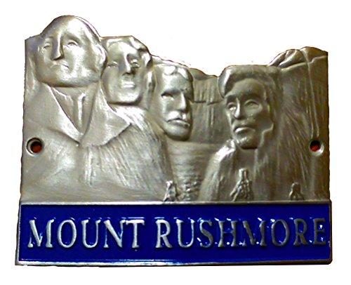 Mount Rushmore - Hiking Stick Medallion (Walking Staff Medallions)