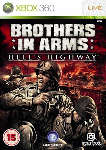 xbox 360 brothers in arms - 4