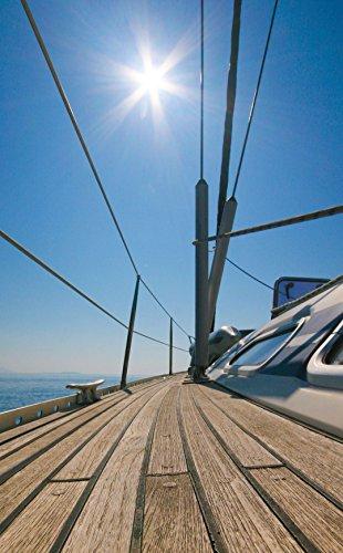 6KG Bootslack Matt Farblos für Holzoberflächen Boot Yacht Schiff Lackieren Bootsfarbe Kaufen Yachtlack Schiffslack Holzdeck Lack