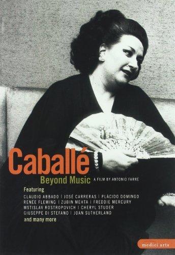 CaballeBeyond Music [DVD] [2010] [NTSC] by Antonio Farre B01I05NPH6