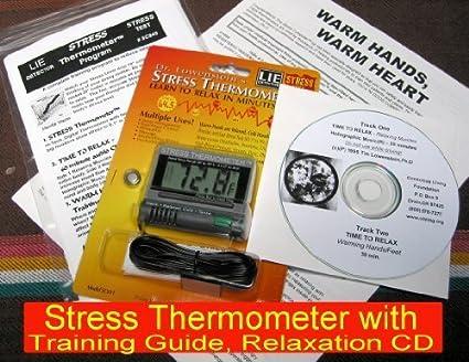 Estrés Termómetro Kit by estrés Market, Inc