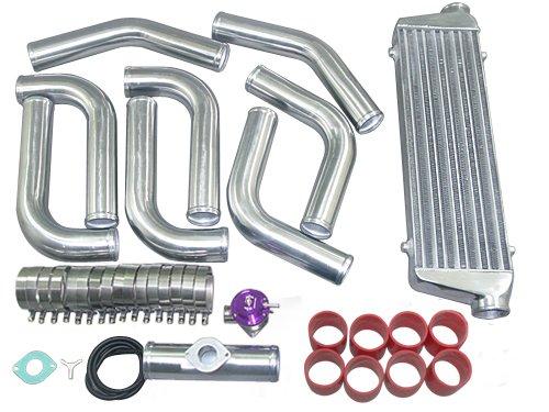 2.5 Turbo Piping BOV Kit MAZDA MIATA MX5 28x7x2.5 FMIC Turbo Intercooler