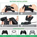 Xbox One Controller Charger, 2 × 1200mAh Xbox