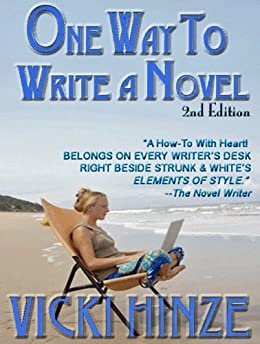 how to write a second draft novel