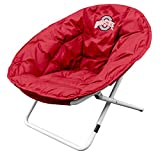NCAA Ohio State Buckeyes Sphere Chair