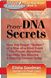 Prayer Cookbook for Busy People (Book 3): Prayer DNA Secrets