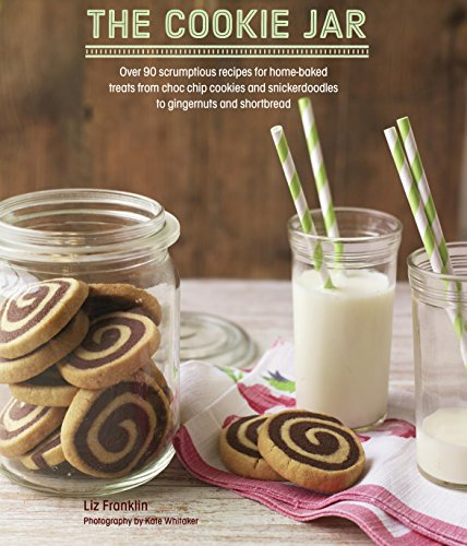 The Cookie Jar: Over 90 scrumptious recipes for home-baked treats from choc chip cookies and snickerdoodles to gingernuts and shortbread Choc Shortbread