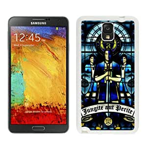 Fashionable And Antiskid Designed MLS Philadelphia Union Samsung Galaxy Note 3 N900A N900V N900P N900T Case Cover 13 White
