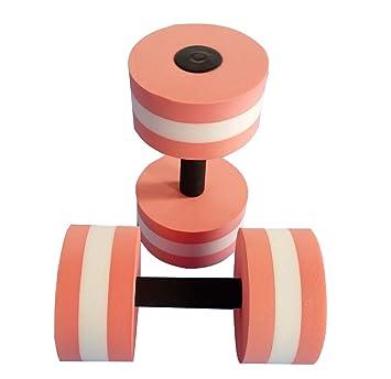 Anam Aqua mancuernas espuma discos de equipos de ejercicios de fitness de ejercicio aeróbico piscina de
