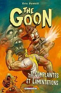 The Goon, tome 11 : Complaintes et lamentations par Eric Powell