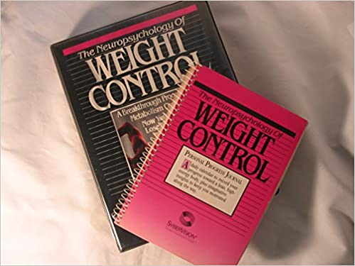 The Neuropsychology of Weight Control - Program In Metabolism Control [8 Audio Cassettes/1 Paperback] Paperback – 1988