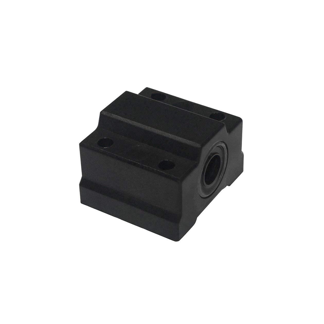 SCS8LUU para piezas de la máquina de impresión de varillas de ejes ...