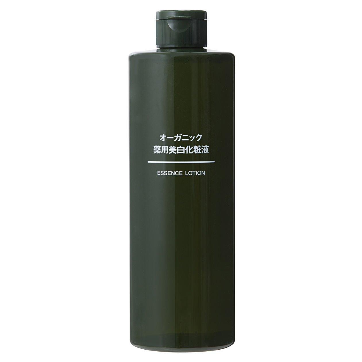 無印良品 オーガニック薬用美白化粧液(大容量) 400ml