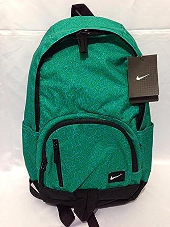 Nike All Access Soleday Backpack 30L Green Laptop Bag Unisex Bag   Amazon.co.uk  Clothing cbb86e9553385