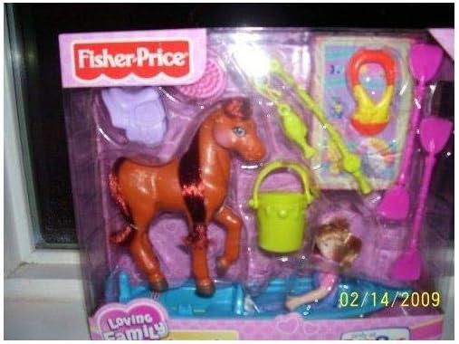 Mattel Fisher Price Loving Family Summer Fun
