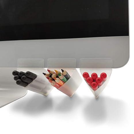 Amazon.com: MINSA Creativo bricolaje pantalla lápiz soportes ...