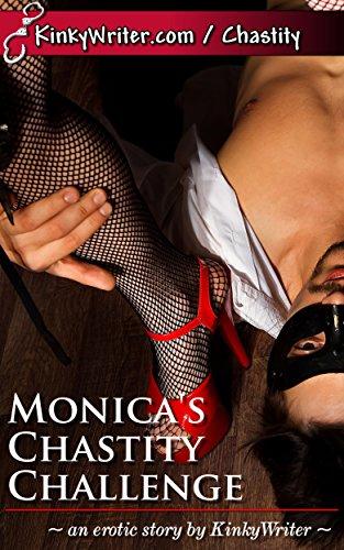 Monicas Chastity Challenge KinkyWriter ebook product image