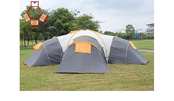 jingzou Camping Camping lluvia Shade pareja playa cuenta ...